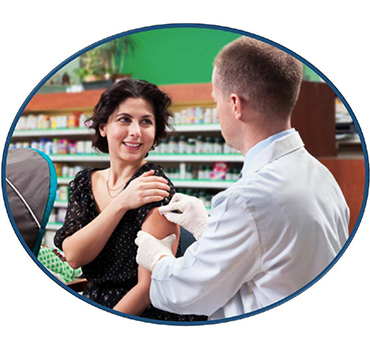 Bolton Health Mart Pharmacy Flu Shot
