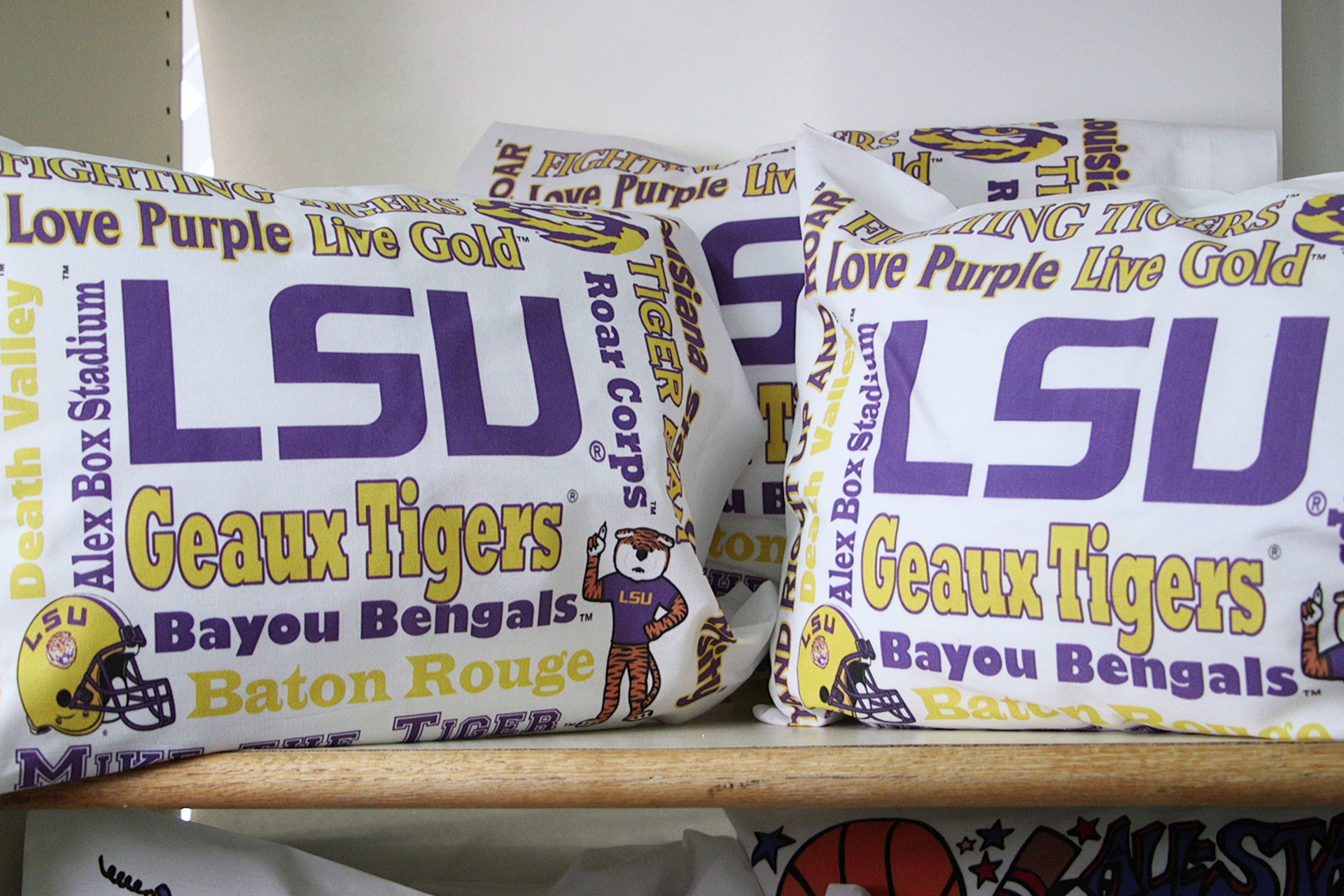 LSU gift items